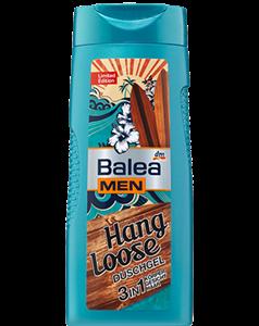 Balea Men Hang Loose 3in1 Tusfürdő és Sampon