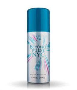 Beyoncé Pulse Nyc Deo Spray