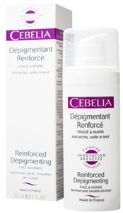 Cebelia Depigmentáló Krém
