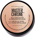 Maybelline Facestudio Chrome Jelly Highlighter