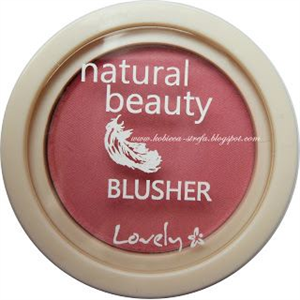 Lovely Natural Beauty Blusher