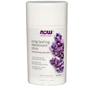 Now Foods Long-Lasting Deodorant Stick