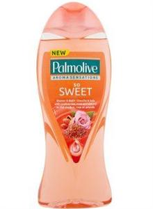 Palmolive Aroma Sensations So Sweet Tus- és Habfürdő