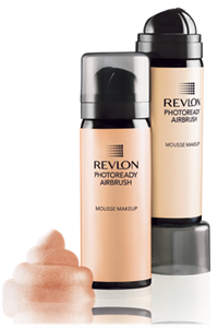 Revlon Photoready Airbrush Hab Állagú Alapozó
