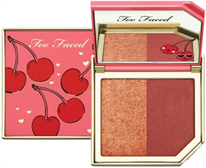 Too Faced Tutti Frutti Fruit Cocktail Strobing Blush Duo Rouge