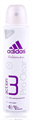 Adidas Action 3 Pro Clear Deo Spray