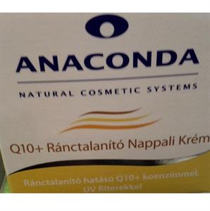 Anaconda Q10+ Ránctalanító Nappali Krém