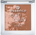 Essence Sun Club 2In1 Bronzosító Púder