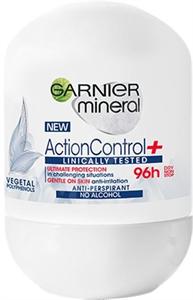 Garnier Mineral Action Control+ Golyós Dezodor