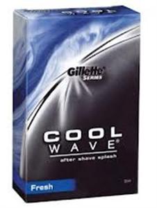 Gillette Cool Wave After Shave Splash