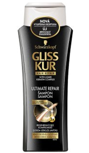 Gliss Kur Ultimate Repair Sampon