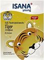Isana Young Tuch-Feuchtigkeitsmaske Tiger