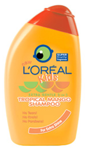 L'Oreal Kids Tropical Mango Sampon