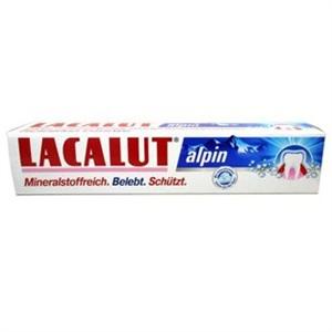 Lacalut Alpin Fresh Fogkrém