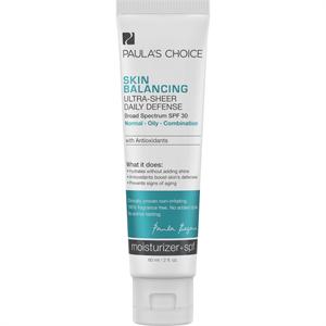 Paula's Choice Skin Balancing Ultra-Sheer Daily Defense Broad Spectrum SPF30