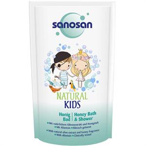 Sanosan Natural Kids Honey Bath & Shower