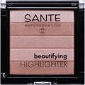 Sante Highlighter Paletta