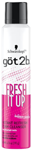 Schwarzkopf Got2b Fresh It Up Instant Refresh Szárazsamponhab
