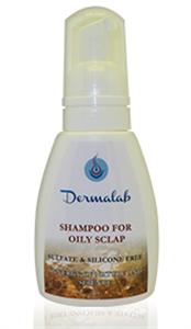 Dermalab Shampoo for Oily Sclap