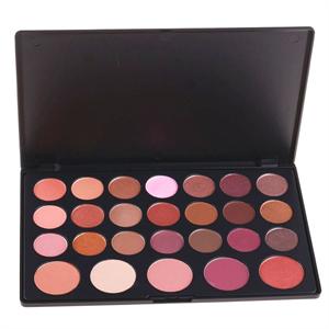 Blank Canvas Cosmetics 26 Shadow Brush Palette