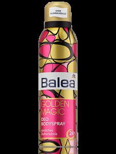 Balea Deo & Bodyspray Golden Magic