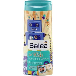 Balea Kids Tusfürdő és Sampon Robot