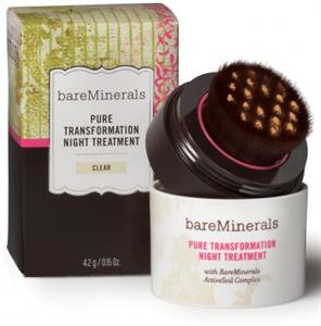 Bare Escentuals Bareminerals Pure Transformation Night Treatment