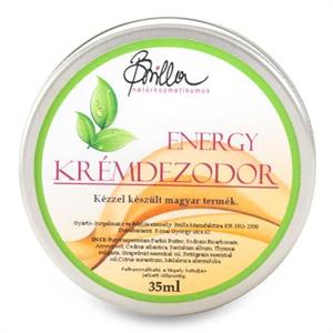 Brilla Energy Krémdezodor