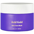 Bybi Acid Gold AHA Resurfacing Face Mask