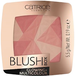 Catrice Blush Box Glowing+Multicolour