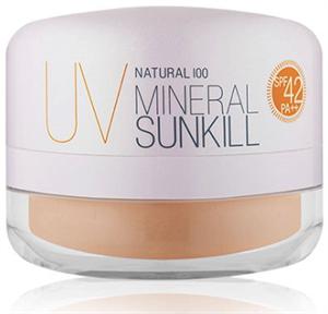 Catrin Natural 100 Mineral Sun Kill SPF46