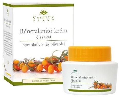 Cosmetic Plant Éjszakai Ránctalanitó Krém