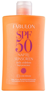 Fabulon Naptej SPF50