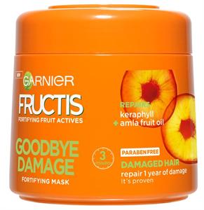Garnier Fructis Goodbye Damage Hajpakolás