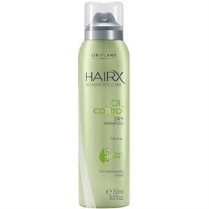 Oriflame HairX Advanced Care Oil Control Szárazsampon