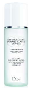 Dior Instant Cleansing Water