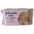 Johnson's Baby Illatmentes Törlőkendő