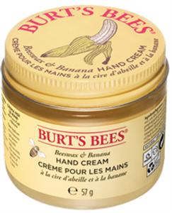 Burt's Bees Méhviasz és Banán Kézkrém