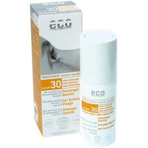 Eco Cosmetics Napozó Gél Arcra FF30