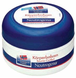 Neutrogena Comfort  - Hidratáló Balzsam Norvég Formulával