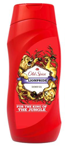 Old Spice Lionpride Tusfürdő