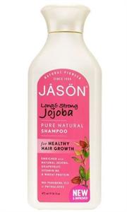 Jasön Organic Long & Strong Jojoba Pure Natural Shampoo