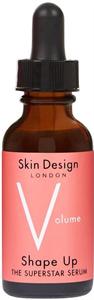 Skin Design London Volume Shape Up Volumennövelő Arcszérum
