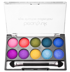 Beauty UK Soho Bright Szemhéjpúder Paletta