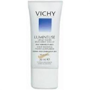 Vichy Lumineuse Színezett Hidratáló Krém