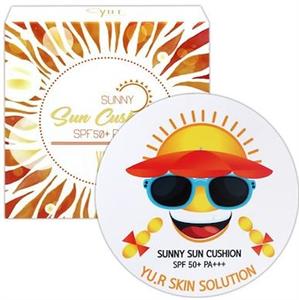 Yu.R Sunny Sun Cushion SPF50+ / PA+++