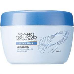 Avon Advance Techniques Hidratáló Hajpakolás Rendkívül Száraz vagy Töredezett Hajra