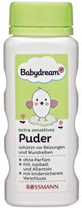 Babydream Extra Sensitives Puder