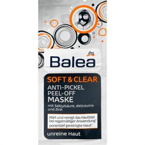 Balea Soft&Clear Anti-Pickel Peel Off Maske