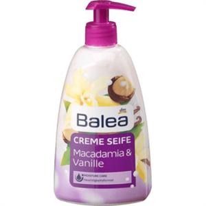Balea Macadamia & Vanille Folyékony Szappan
